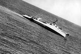 Air and Naval Battle in the Mediterranean  C1939-45