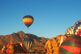 Hot Air Ballooning  Posole Cook-Off  Socorro  New Mexico