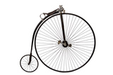 A High Wheel Bicycle