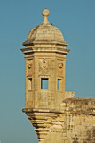 Bastion Tower Showing the 'Eye and Ear of God'  Valletta