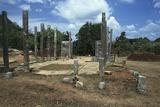 Relic Chamber  Mihintale  Sri Lanka