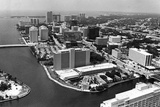 The Brickell Avenue Financial District  1982