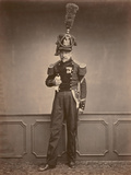 M Lefebre  Sergeant in the 2nd Regiment of Engineers  1860