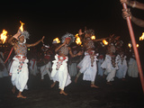 Esala Perahera Festival  Kandy  Sri Lanka