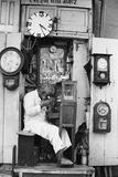 Watch Repair Shop  Mohammed Ali Road  Mumbai  Maharashtra  India  1976
