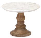 Petra Marble Cake Stand *