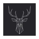 Deer Polygon