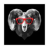 Ram in Red Glasses
