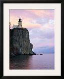 Split Rock Lighthouse on Lake Superior