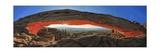 Dawn at Mesa Arch Canyonlands Utah