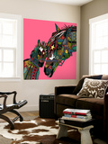 Horse Love Pink