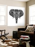 Black Elephant Polygon