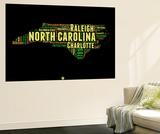 North Carolina Word Cloud 1