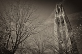 Yale University's Gothic Harkness Tower