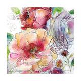 Flora Bella 1 Reproduction d'art par Studio Rofino