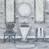 Grey Bath I