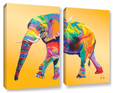 The Ride  2 Piece Gallery-Wrapped Canvas Set