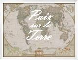 Paix sur la Terre