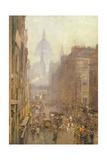 Fleet Street  1892
