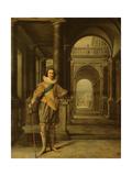 Portrait of Charles I  King of England  Scotland and Ireland  1626-27