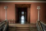 Corridor in Empty Building
