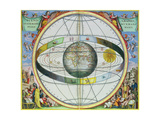"Map of Christian Constellations  from ""The Celestial Atlas  or the Harmony of the Universe"""