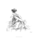 Seated Figure Study I