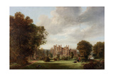 Holme Eden  Near Carlisle  1843