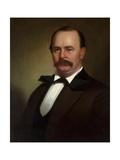 Portrait of Colonel James Hervey Birch  Jr  C1878