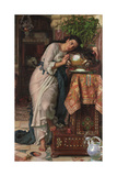 Isabella and the Pot of Basil  1868