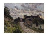 The Path to Louveciennes; Un Chemin a Louveciennes  1876