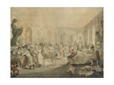 Very's Restaurant in the Palais Royal  Paris  1803