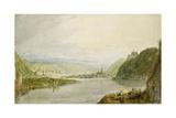 Remagen and Linz  1817