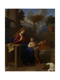 The Holy Family in Egypt  C1660