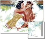 """The Girl Next Door  - Saturday Evening Post """"Leading Ladies""""  October 6  1956 pg30"""