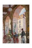 The Café Suisse  1914