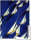"""Sailboat Regatta "" June 29  1940"