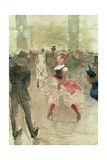At the Elysee  Montmartre; a L'Elysee-Montmartre  1888
