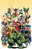 Avengers Classics No1 Cover: Hulk