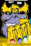 Infinity Gauntlet No2 Headshot: Thanos