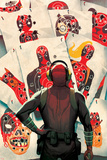 Deadpool Kills Deadpool 1 Cover: Deadpool