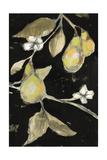 Fresh Pears II Reproduction d'art par Jennifer Goldberger