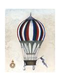 Vintage Hot Air Balloons VI