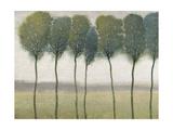 Row of Trees I
