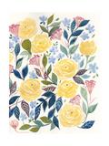 Unbound Blossoms II Reproduction d'art par Grace Popp