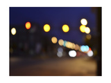 Bokeh Abstract II
