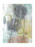 Seed Pod Composition IV Reproduction d'art par Naomi McCavitt