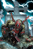 Deadpool Cover Featuring Deadpool