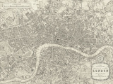 A Plan of London  1831