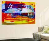Bmw Racing Watercolor
